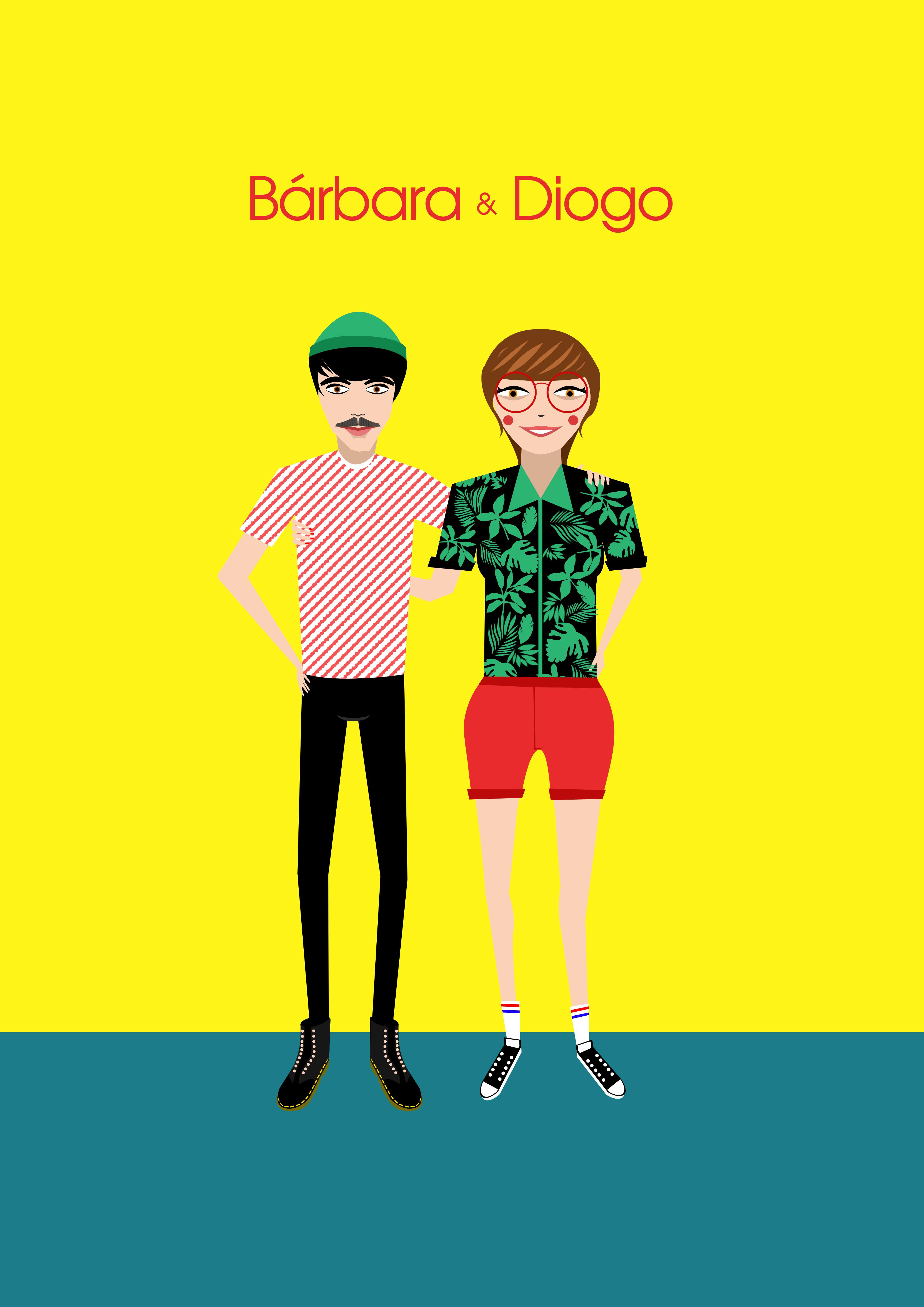 barbara & diogo