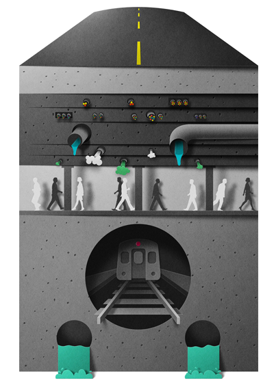 *NEW!* Illustration Critiques. First up, work by Eiko Ojala for the New York Times