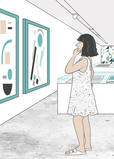 INTERVIEW // Olivia Ahmad, Curator of the House of Illustration